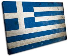 Abstract Greek Greece Maps Flags - 13-1574(00B)-SG32-LO